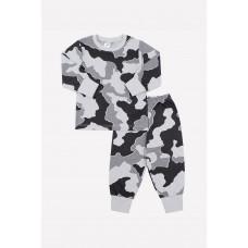 1512 Пижама/камуфляж на сером