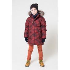 34045/1 куртка/красный