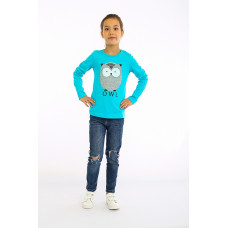 1290 блуза для девочки