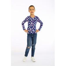 1284 блуза для девочки