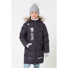 34040/1 пальто/графит