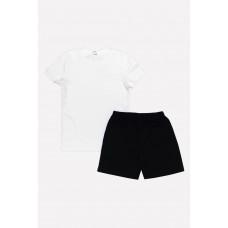 2236 Комплект/белый, черный