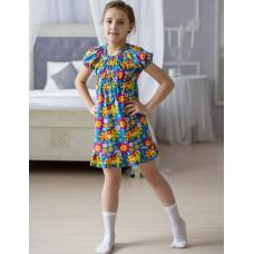 5104 платье для девочки