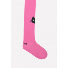 9133 Колготки/темно-розовый