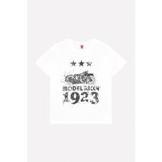300666-1 Фуфайка/белый