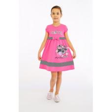 5167 Платье для девочки