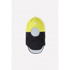 20033/20ш шапка/лимон, серый