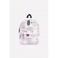 1001/84 рюкзак/нежно-розовый, ленивцы