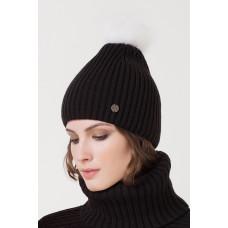 202/ш шапка/черный