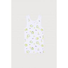 1066 Майка/маленькие авокадо на белом