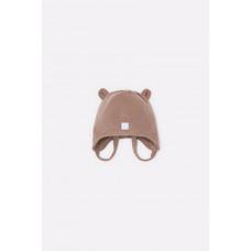 80000/33 шапка/коричневый