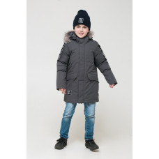 34052/2 куртка/темно-серый