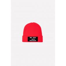 20180 шапка/красный