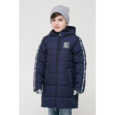 36050/1 пальто/фиолетово-синий