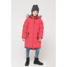 34049/3 пальто/красный