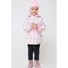 32097/н/1 куртка/светло-розовый, замок принцессы