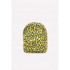 1001/101 рюкзак/ярко-желтый, леопард