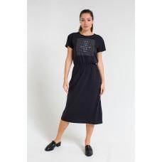 5000 платье/черный
