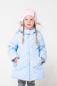 ВК 34047/н/3 УЗ_Куртка_голубой, снежки