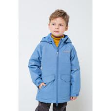 30083/1 куртка/дымчато-синий