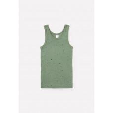 1165 Майка/крапинка на зеленом