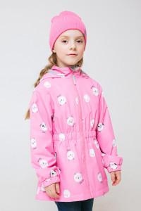 ВК 32099/н/1 ГР_куртка_розовый, друзья