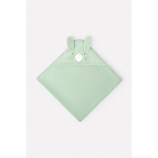 8500 Простынка/пастельно-зеленый(зайчики в цветах)