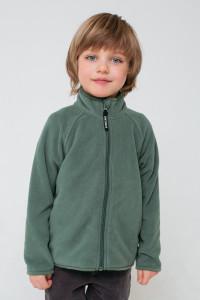 ФЛ 34011/19 ГР_Куртка флисовая_лесной мох