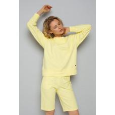 4011 шорты/желтый