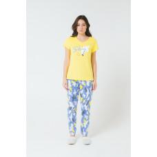 Е2284 комплект/сочный лимон, морские чайки